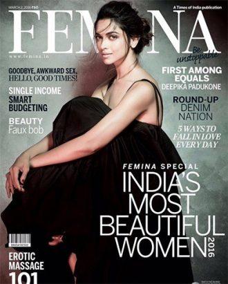 femina Back Cover