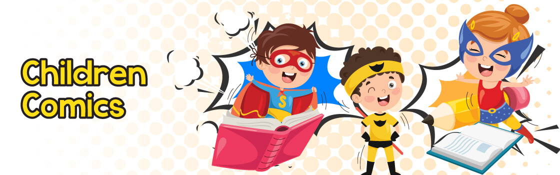 Children Comics banner